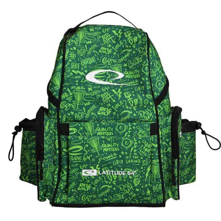 disku golfa soma Latitude 64 Swift Backpack green