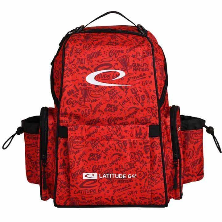 disku golfa soma Latitude 64 Swift Backpack red