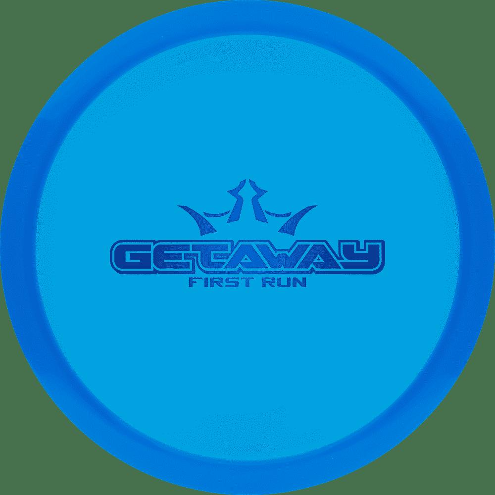 Disku golfa disks Dynamic Discs Lucid Line Getaway blue