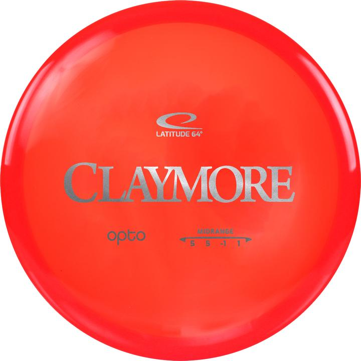 disku golfa disks Latitude 64 Opto Line Claymore red