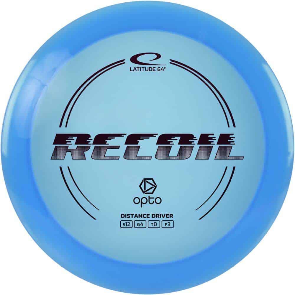 disku golfa disks Latitude 64 Opto Line Recoil blue
