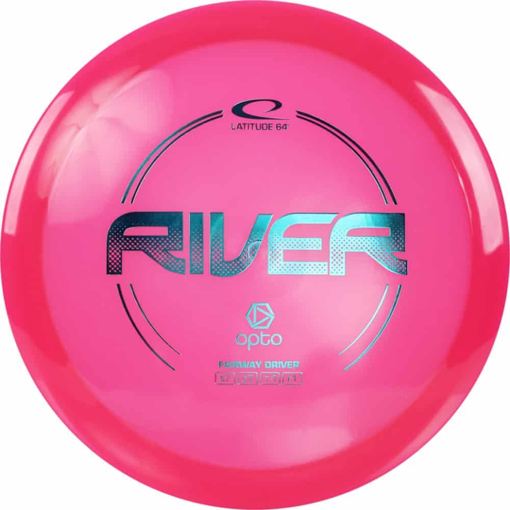 disku golfa disks Latitude 64 Opto Line River pink