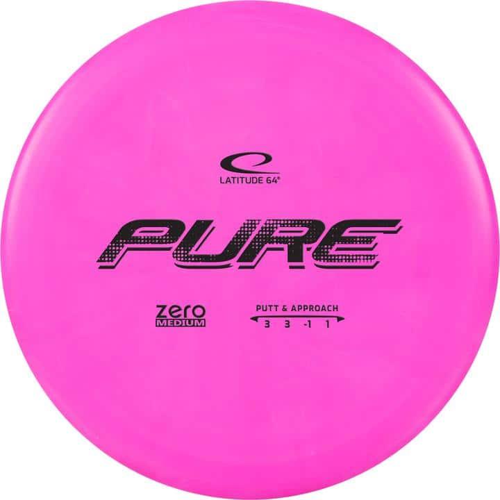 Disku golfa disks Latitude 64 Zero Line Medium Pure pink