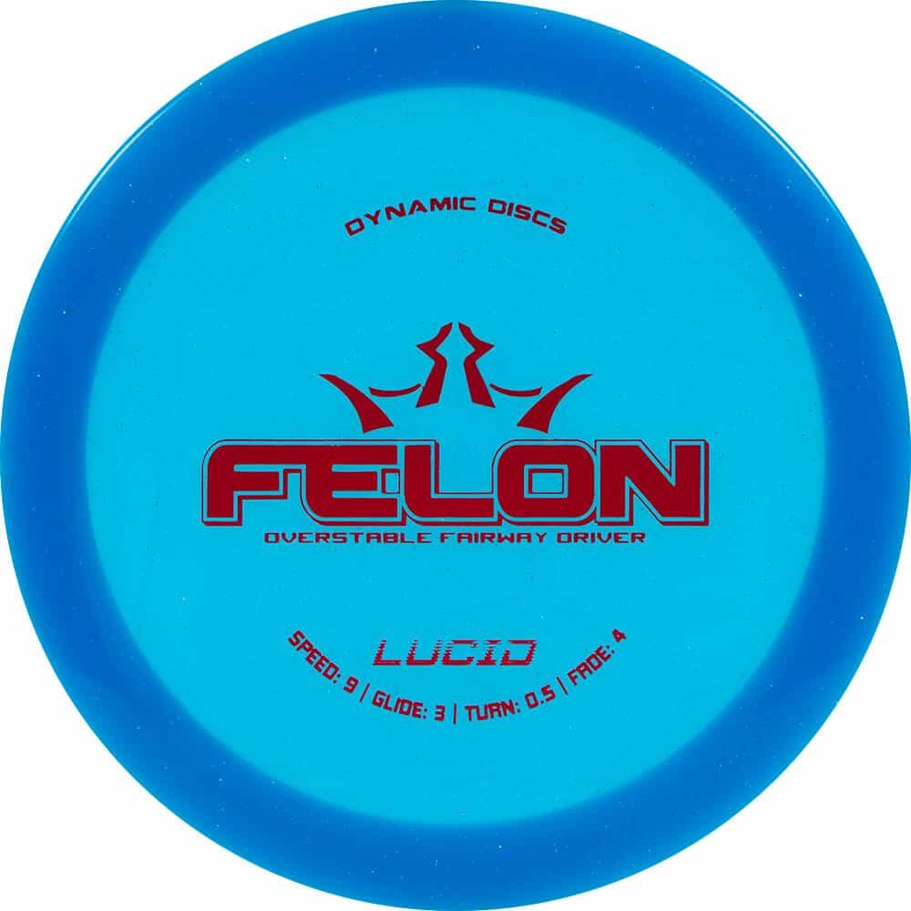 diski golfa disks dynamic discs lucid felon