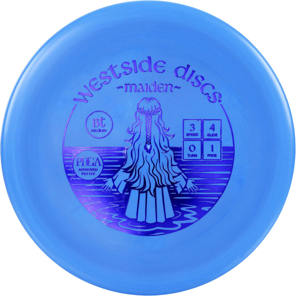 Disku golfa disks westside discs bt medium maiden