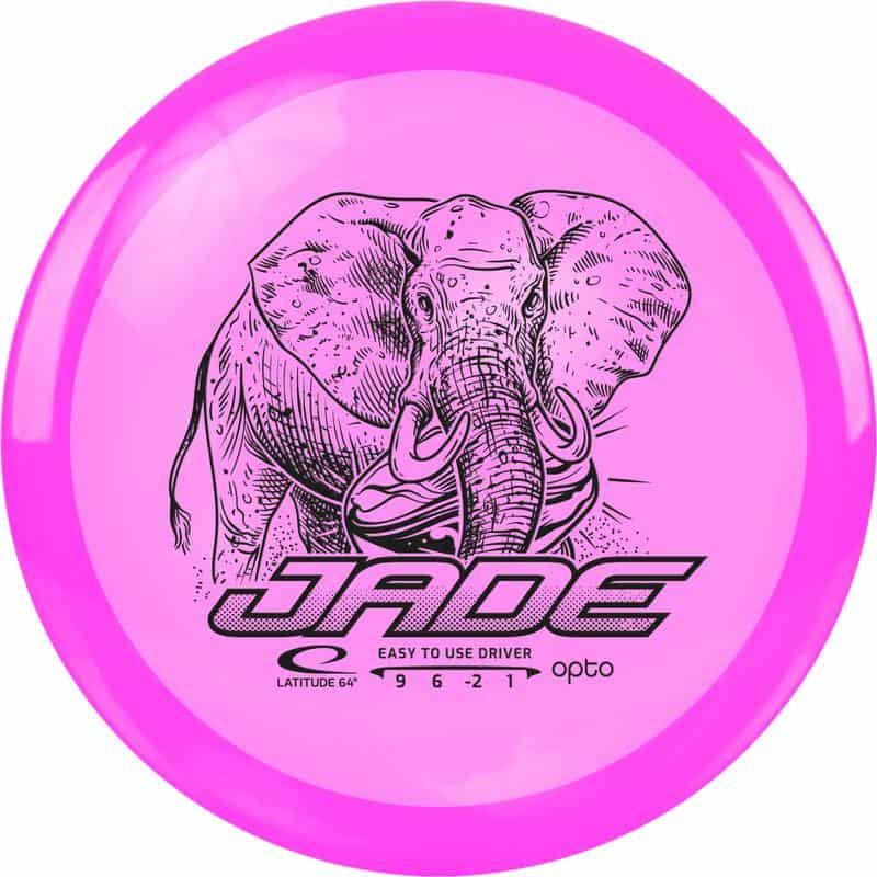 Latitude 64 Opto Line Jade roza