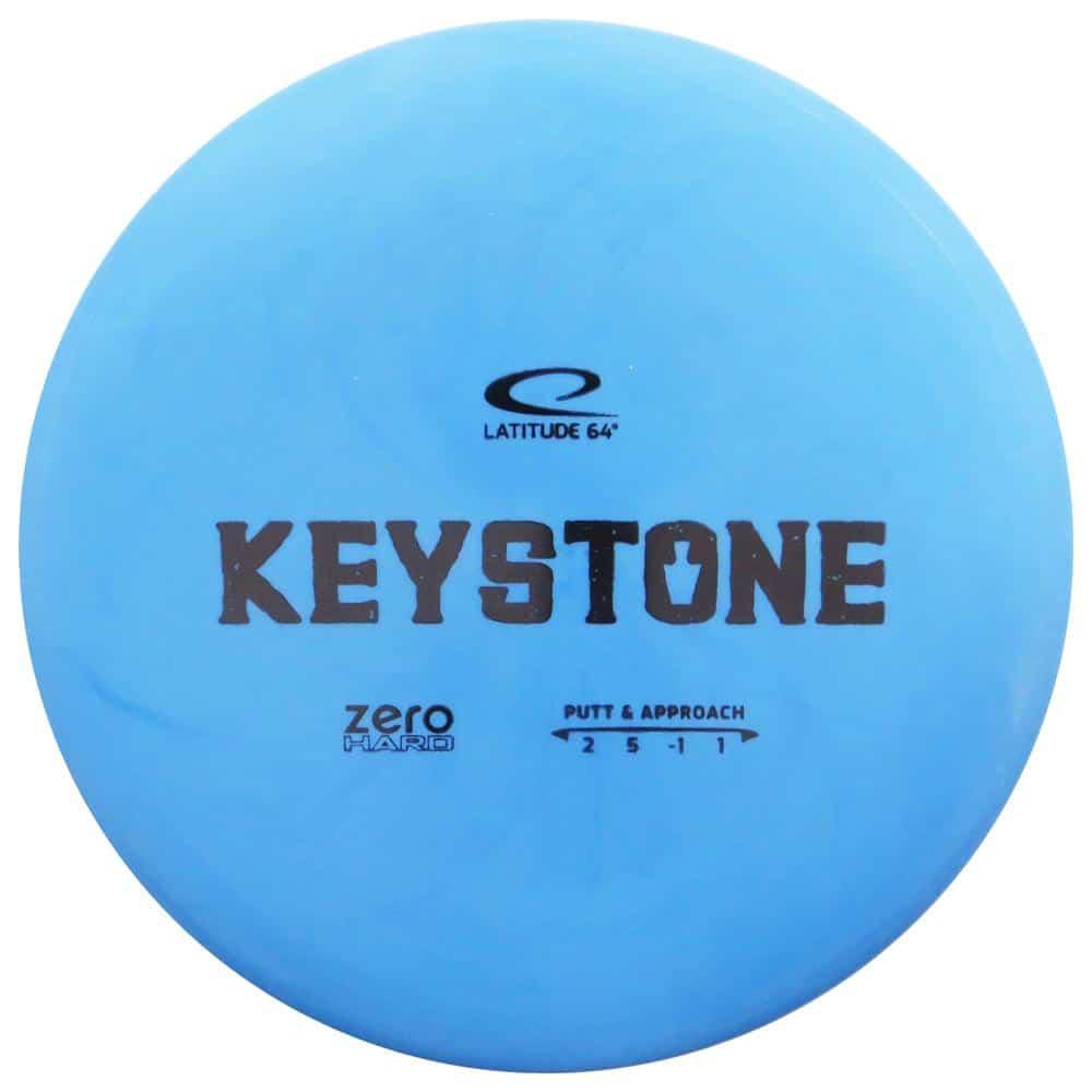 Latitude 64 Zero Line Hard Keystone zils