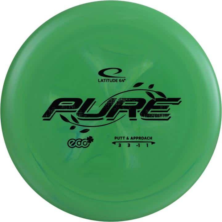 Latitude 64 Eco Line Pure zaļš